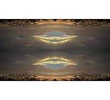 Sky Art 1 Photographic Print