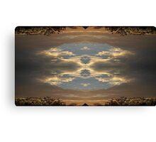 Sky Art 2 Canvas Print