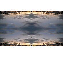 Sky Art 6 Photographic Print