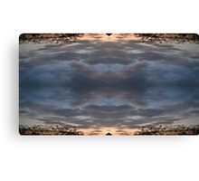 Sky Art 7 Canvas Print