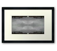 Sky Art 8 Framed Print