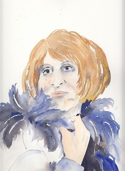 Anna  by Val Spayne