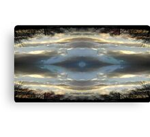 Sky Art 12 Canvas Print
