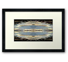 Sky Art 15 Framed Print
