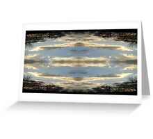Sky Art 15 Greeting Card