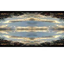 Sky Art 15 Photographic Print