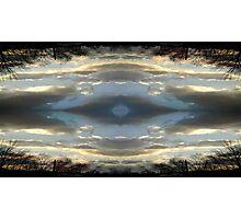 Sky Art 16 Photographic Print