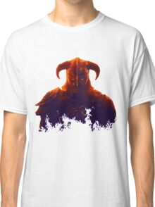Dovakhiin in flames Classic T-Shirt