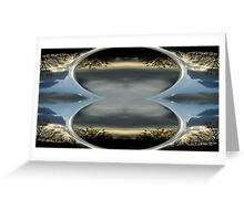 Sky Art 18 Greeting Card