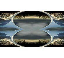 Sky Art 18 Photographic Print