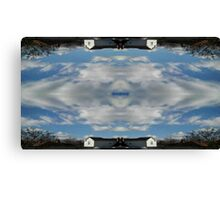 Sky Art 23 Canvas Print