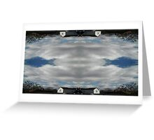 Sky Art 25 Greeting Card