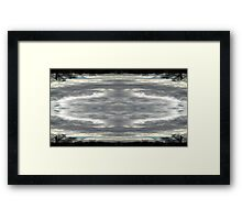 Sky Art 32 Framed Print