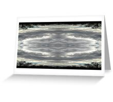 Sky Art 32 Greeting Card