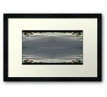 Sky Art 33 Framed Print