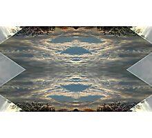 Sky Art 35 Photographic Print