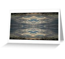 Sky Art 36 Greeting Card