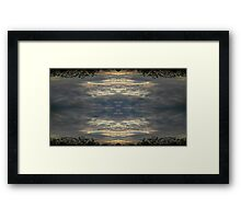 Sky Art 37 Framed Print