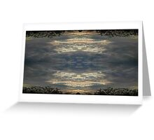 Sky Art 37 Greeting Card