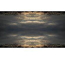 Sky Art 38 Photographic Print