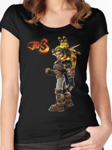 Jak and Daxter - Jak 3 Women's Fitted Scoop T-Shirt