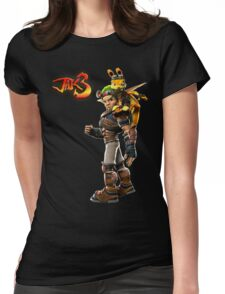 Jak and Daxter - Jak 3 Womens Fitted T-Shirt