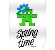 SPRING TIME Poster