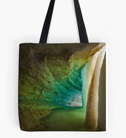 Behind the Falls Tote Bag