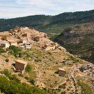 Cañada de Benatanduz, Maestrazgo, Teruel, Aragon, Spain by Andrew Jones