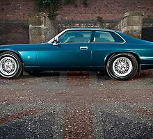 Jaguar XJS 2 by Mick Frank