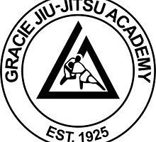 GRACIE BRAZILIAN JIU-JITSU by srvsl