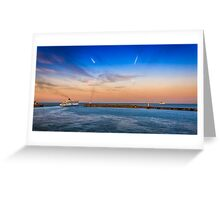 Dover Ferries Greeting Card