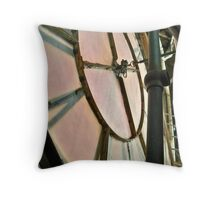"""Lives On """"Company Time"""" Throw Pillow"""