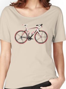 Race Bike Women's Relaxed Fit T-Shirt