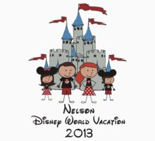 Custom Disney World vacation family ~YOU MUST BUBBLEMAIL ME FOR YOUR CUSTOM LISTING~  by sweetsisters