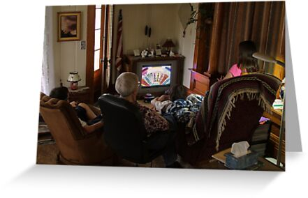 Small Town America ~ the TV hour by Rachel Sonnenschein