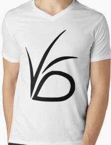 the world is quiet here Mens V-Neck T-Shirt