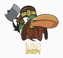 Lord of the Birds-Gimli by IChooseYou