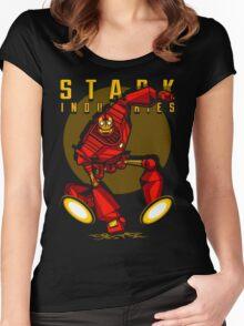 I Am Not A Gun Women's Fitted Scoop T-Shirt