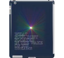 What Foul Dust iPad Case/Skin