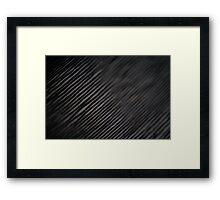 LP grooves Framed Print