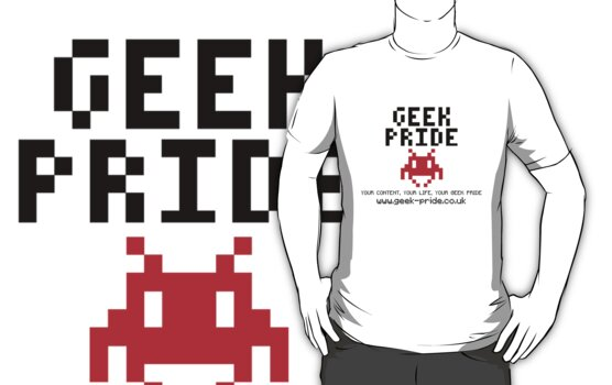 Geek-Pride.co.uk by Becpuss