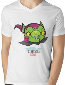 BadPiggies-Goblin Mens V-Neck T-Shirt