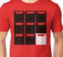 Gamer cartridges! Unisex T-Shirt