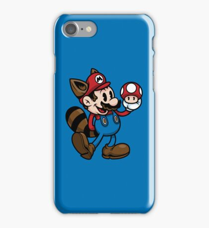 Vintage Plumber Color iPhone Case/Skin