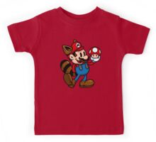 Vintage Plumber Color Kids Tee