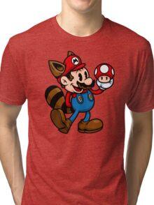 Vintage Plumber Color Tri-blend T-Shirt