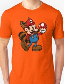 Vintage Plumber Color T-Shirt