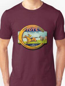 Vintage Tote Tonic Advert T-Shirt