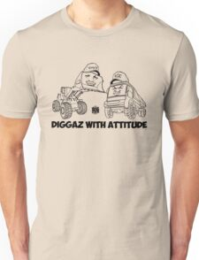 Diggaz With Attitude Unisex T-Shirt